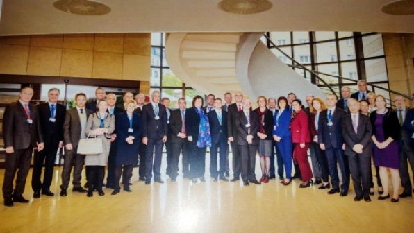Annual Contact Committee meeting of the Heads of supreme audit institutions of the European Union