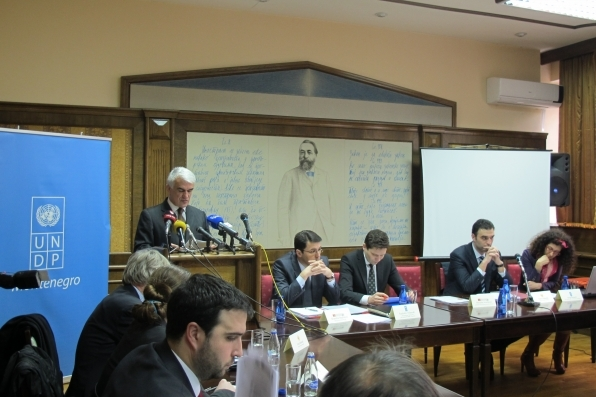"""Roundtable """" Challenges faced in implementation of the Law on financing political parties"""""""