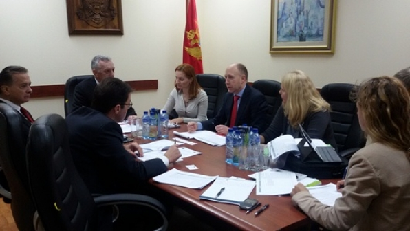 Visit of the representatives of DG Budget and DG Enlargement of European Commission to the State audit institution