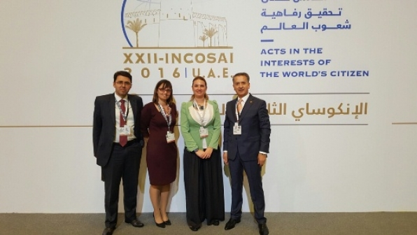 Participation of delegation of the SAI of Montenegro in XXII INCOSAI Congress
