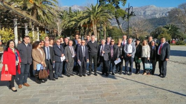 Study visit of the auditors of the SAI of Albania to the SAI of Montenegro