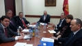 Delegation of the NAO Kosovo in bilateral visit to the SAI of Montenegro