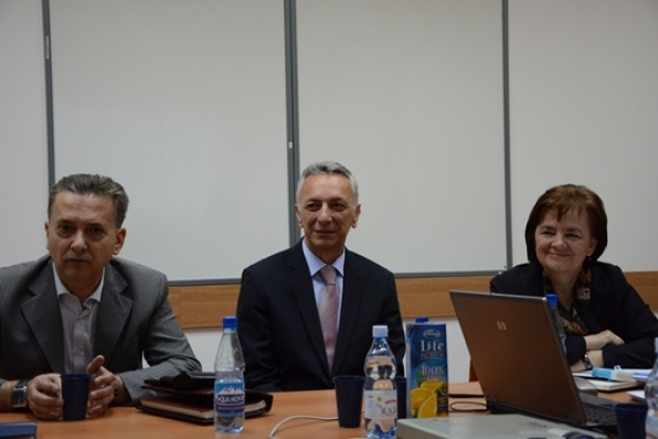 Study visit of the State audit institution of the Republic of Serbia